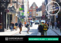 Shrewsbury BID Business Plan 2014-19
