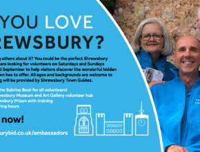 Shrewsbury Ambassadors 2020 is Live!