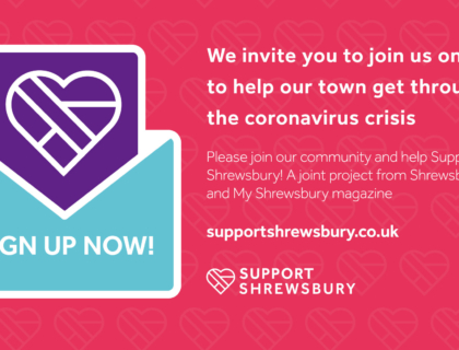 Support Shrewsbury