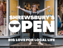 Shrewsbury's Open